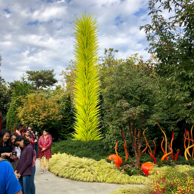 Inside Chihuly Garden and Glass - Eat Stay Love SNOCO